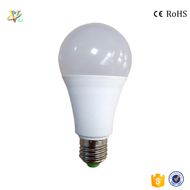 VL CE ROHS E27 12W 900LM motion sensor led light <strong>bulb</strong>
