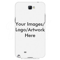 Factory Selling hard case cellphone with Customized Logo printing cover for Samsung Galaxy Note2 II N7100