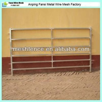 australia standard hot galvanized steel tube livestock goats/sheep fence panel(exporter/manufacturer/factory)