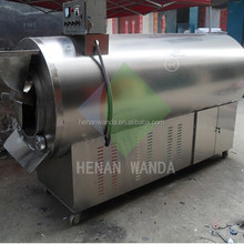 snack food factory wanted sesame seed roasting machine