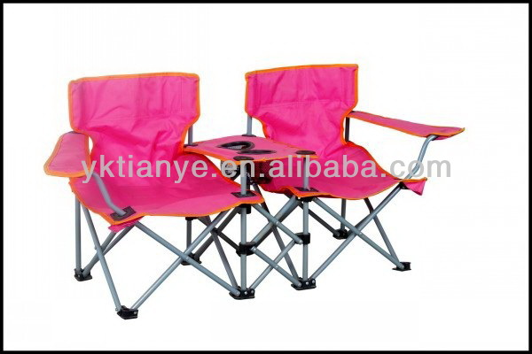 Newest hotsell metal folding garden planet chair set