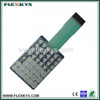 Hot sale polyester rubber keyboards