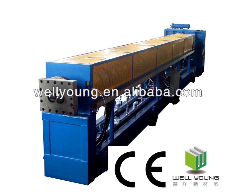 Plastic machinery extruder XPS plastic film production line