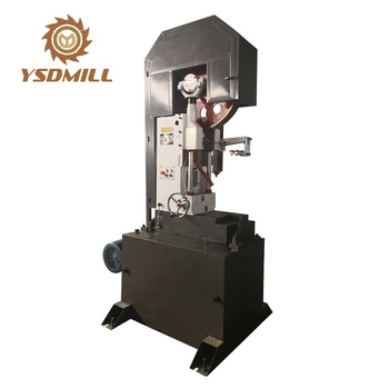 Professional vertical band saw used for wood