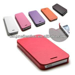 Super Thin Book Folio Front PU Leather + Back Plastic Case for iPhone5 5S,For iphone 5s screen protector