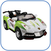 High-low speed 12v Electric Car for Kids with Opening Doors,Remote Control Cars For Adults