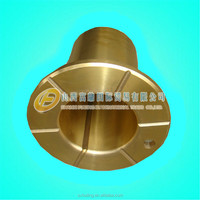 Bronze bushing forged copper parts