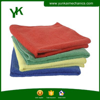 Microfiber car cleaning cloth quick drying microfiber auto dust cloth
