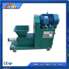 Hot Selling High Yield Small Screw Type Biomass Wood Charcoal Coal Dust Briquette Press Machine