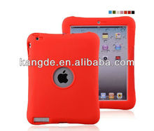 Red Silicone Protective Case for Nook Tablet