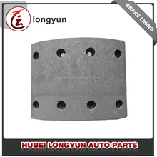 Brake lining for bus, brake lining for truck and trailers, brake pad brake spare parts