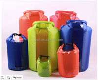Dry bag with light weight 5L,10L,15l,20L with logo imprinting for promotion