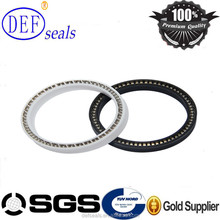 hydraulic Spring loaded Energized Teflon Seal