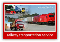 railway freight wagon to Russia
