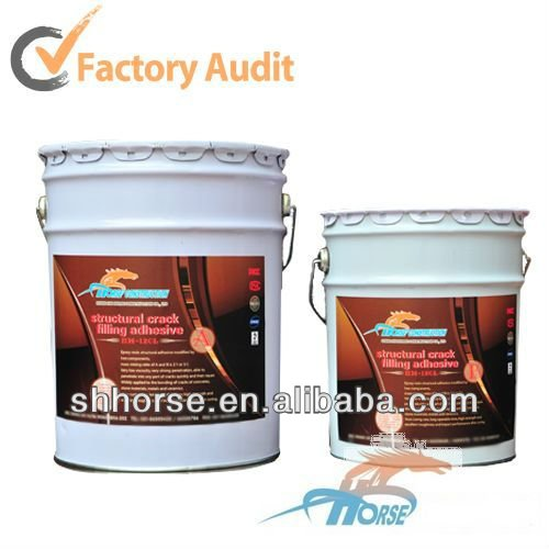 HM-120L Bicomponent Concrete Crack Repair Pouring Adhesie