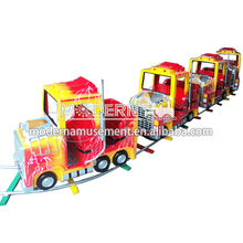 amusement equipment miniature track train for sale