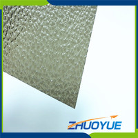 10mm UV-protection clear plastic cover sheets