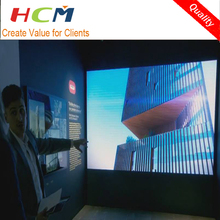 Super bright Seamless indoor led video wall panel p6mm led display flexible