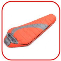 Best Selling High Quality Portable hollow fiber mummy sleeping bag