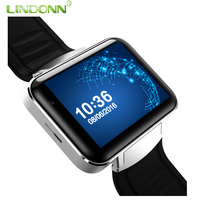 Customized SDK Wifi 4G 3G Smart Watch Android Dual Sim Waterproof IP67 MTK6572 Dual core Smartwatch Mobile Phone