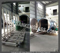 Autoclave Laminated Machine For Safety Glass