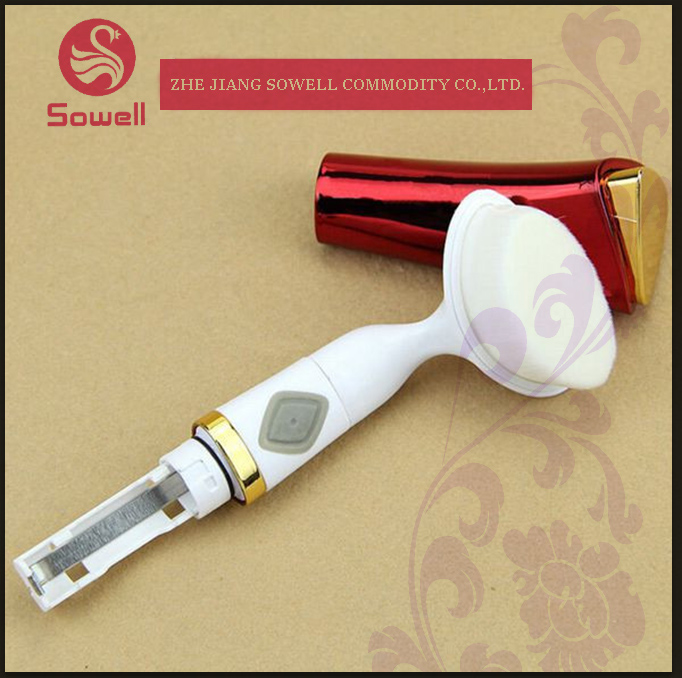 South Korea Pobling Electric wash face brush Machine Facial Pore Cleaner Body Cleaning Skin Massager beauty tool