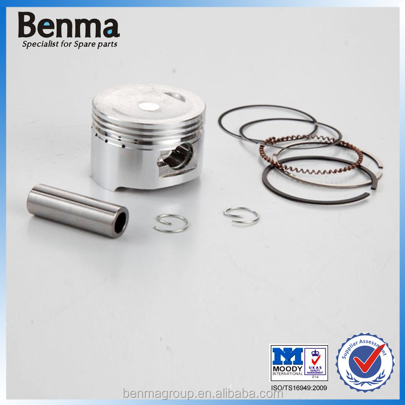 nice streetbike GY6-80 piston with top quality, piston ring for motorcycle