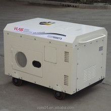 low rpm 5kw 220v permanent magnet diesel portable generator with high quality
