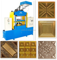 newest high grade and luxury 3d decorative wall panel forming machine