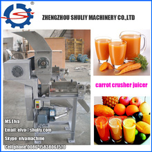 Professional leaf vegetable crushing and juicing machine for sale