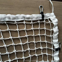 New products top quality green scaffold debris garden safety net