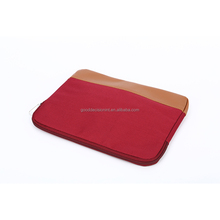 Hot sale & high quality cheap trendy lightweight simple red bags for ipad