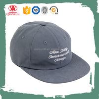 Custom Factory Snap Back Hats With Embroidery Logo