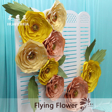 Direct Factory Price Best-Selling real touch artificial foam dahlia flower