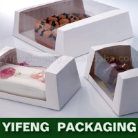 china wholesale custom logo printed folding paper salad box