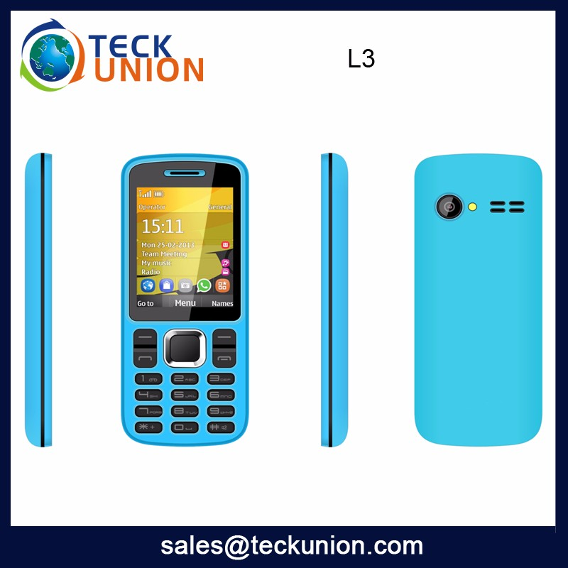 L3 Direct Factory Wholesaler Mobile Phone,Latest Mobile Phone With Tv Function
