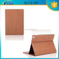 2015 Many Colors Available High Quality PU+TPU Magnetic Smart Cover Leather + Back Case For New Apple iPad 5 iPad Air