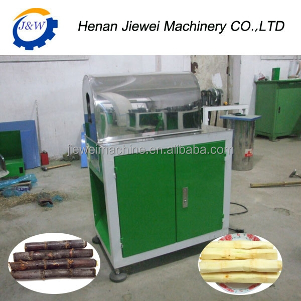 new sugarcane machine for sale for removing sugarcane hard skin
