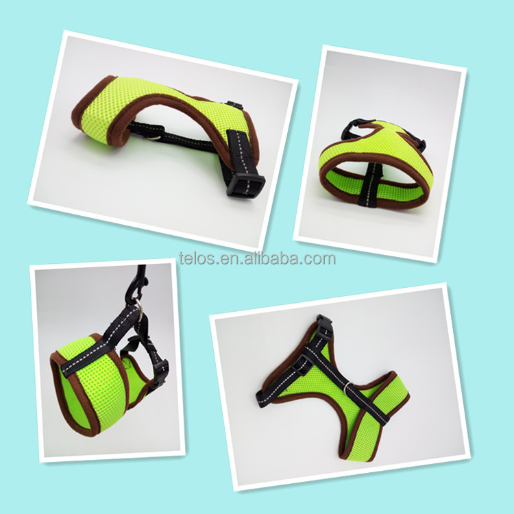 High quality lovely weighted <strong>dog</strong> chest harness Adjustable chest harness for <strong>dog</strong>