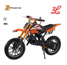 Cheap motorcycle 49cc dirt bike semi automatic body kits