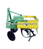 Tobacco stalk harvester for agriculture