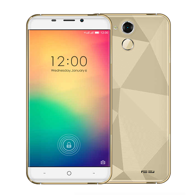New Products 6 Inch MTK6737 4G LTE Fingerprint Unlock Smart Phone Smartfone Smartphone X1