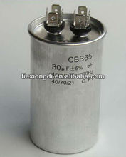 AC Motor Run Capacitor, 30 UF, 450V