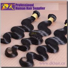 Human hair HS Code 6704200000 beauty way hair