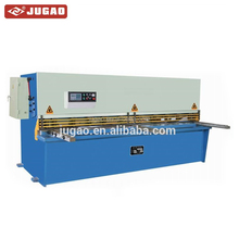 QC11Y hot Hydraulic shearing, guillotine,sheet metal cutting machine