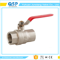good quality long stem 2 inch brass ball valve