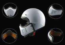 motorcycle open face helmet metal flake motor helmet 8658 customs OEM DOT CERTIFICATE CE /ECE
