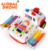 HUILE 836 doctor ambulance educational kid toy early learning whole kit funny brinquedos for kids gift