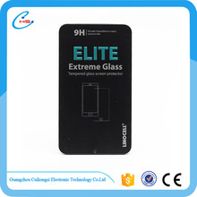 Great design Cheap Mobile Phone Accessories Tempered Glass Screen Protector For iphone 6