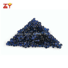 Blue Colored Sapphire Stone Deep Blue Burma Spinel Stone